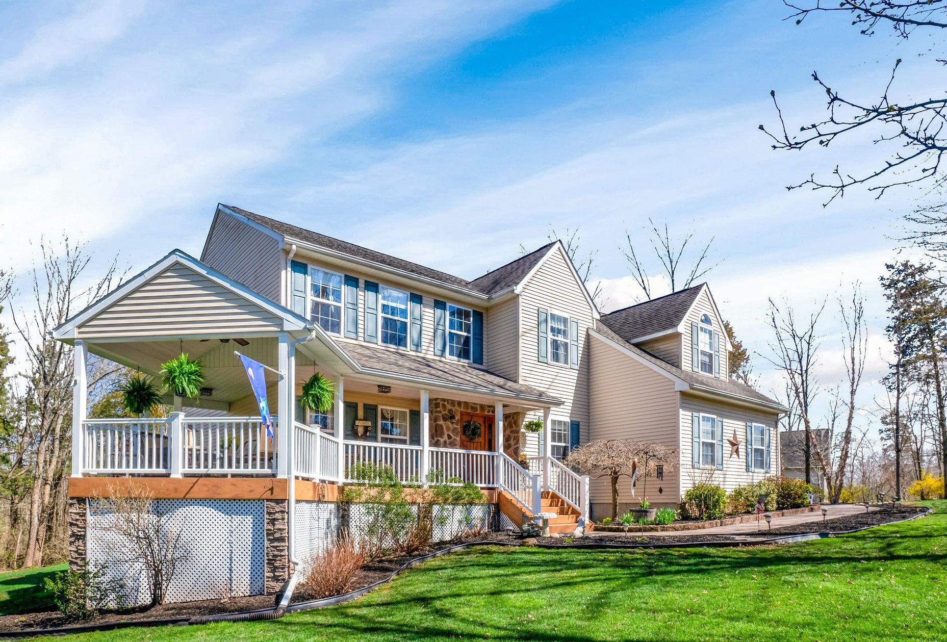Own Your Dream Home in Beautiful Clover Meadows